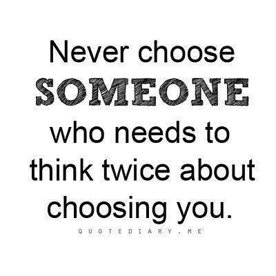 Hurt #Quotes #Love #Relationship NEVER choose someone who