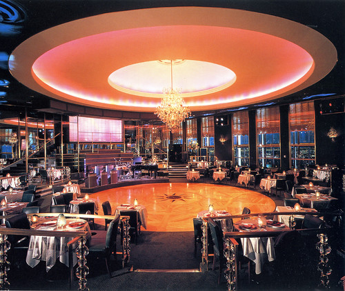 Rainbow Room interior