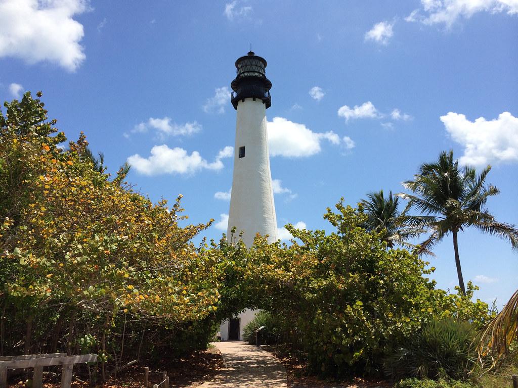 Cape Florida Light 1825