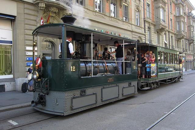 Steam Tramway Bern 2011