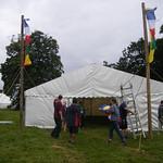 The Buddhist Faith Tent