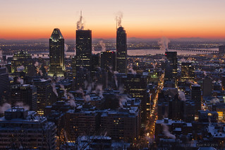 Cold morning - Montréal | by -AX-