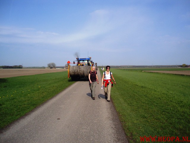 11-04-2009       4e Natuurlijk           Flevoland         41.1 Km) (40)