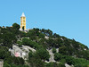Baška – nahoře v kopci Groblje i Crkve Sv. Ivana , foto: Petr Nejedlý