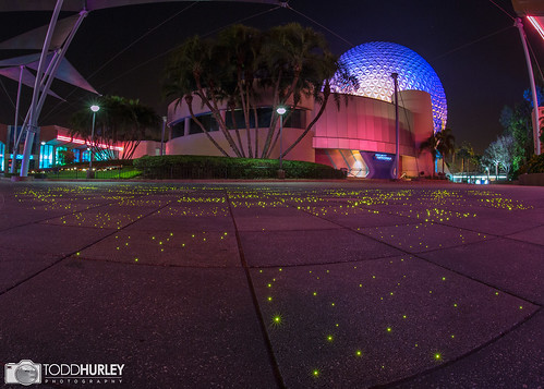 Starlight Walkways of Future World | by Todd Hurley Photography