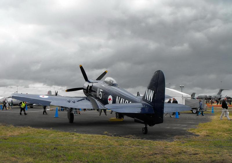 Hawker Sea Fury (5)