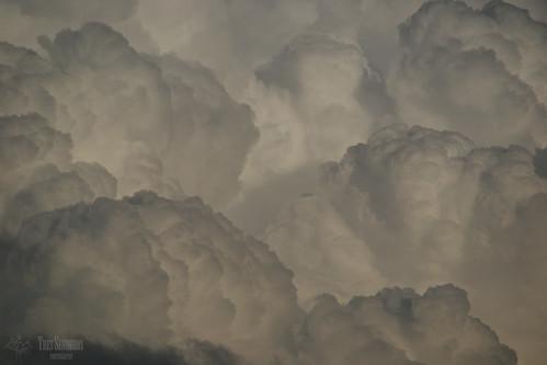 bw storm oklahoma rain clouds norman thunder