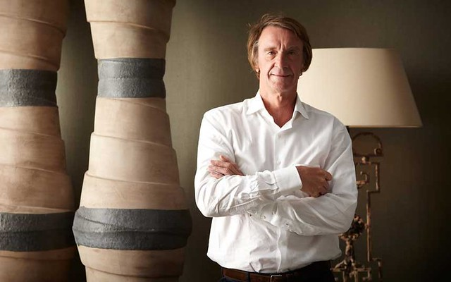Jim Ratcliffe: My battle with the union and why we trail behind Germany... Jim Ratcliffe: My battle with the union and why we trail behind Germany...
