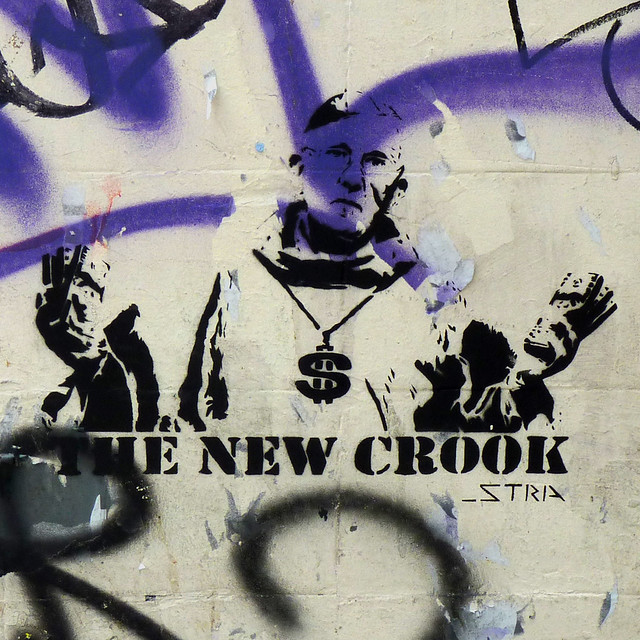 THE NEW CROOK