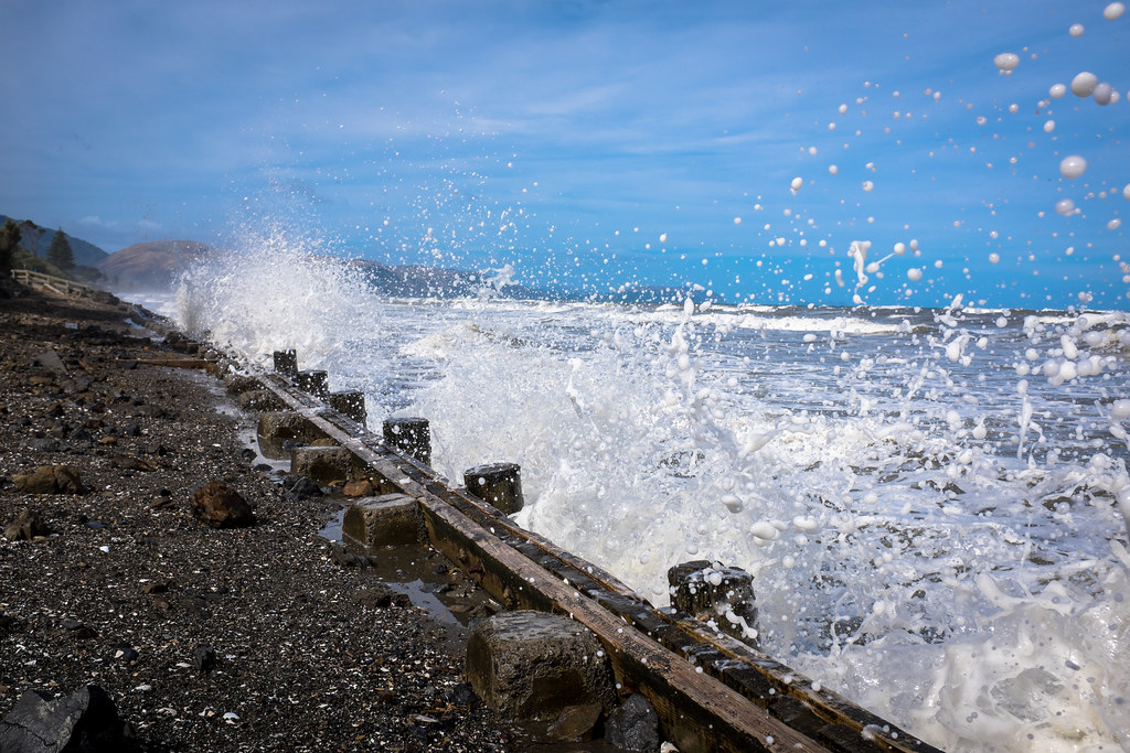 Morning Tide, Raumati, New Zealand