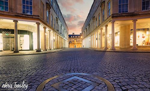 Bath Street, Bath, UK. | by Chris Bailey Photographer