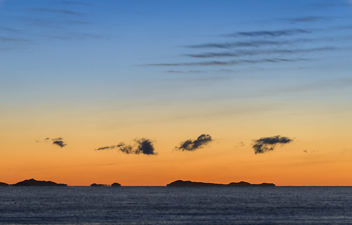 abstract plimmerton silhouette newzealand sunset ankh islands water layers sky wellington dusk caldwell light clouds