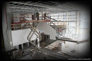 ITB: Academic Building 2016