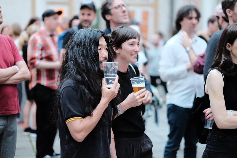 Afterparty k 27. Bienále Brno & Morgal slaví 2 roky