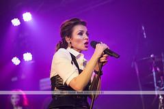 Dannii Minogue - Secret Show - GH Hotel