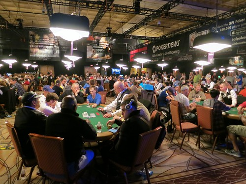 World Series of Poker Main Event | by Steve Clancy