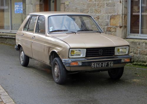 Peugeot 104GR   by Spottedlaurel