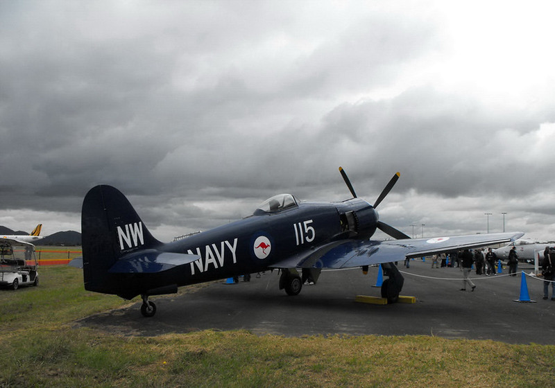 Hawker Sea Fury (2)