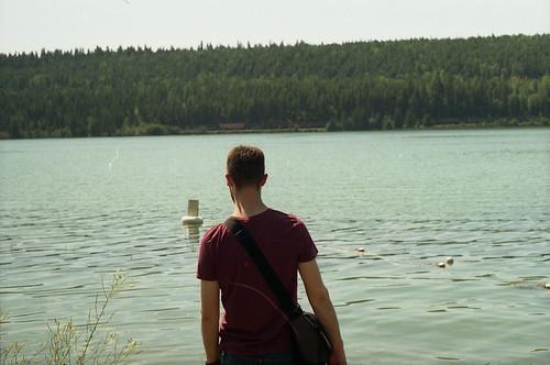 summer lake film jeff 35mm pentax kodak laclahache kodakgc200
