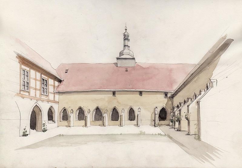Blankenburg, Kloster Michaelstein (Michaelstein Monastery)