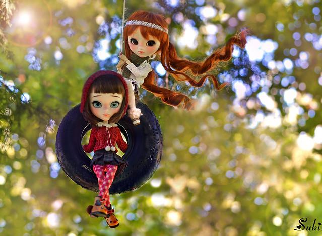 Touches of Autumn~*