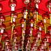 007 Lanterns, Lim Fah San Monastery, Kuching, Sarawak