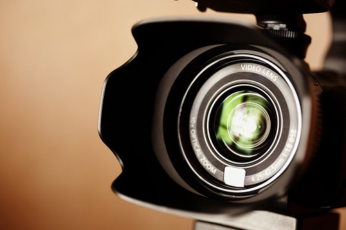video camera | by InfoWire.dk