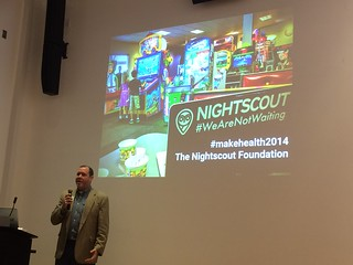 We #MakeHealth 2015 / #Nightscout Symposium