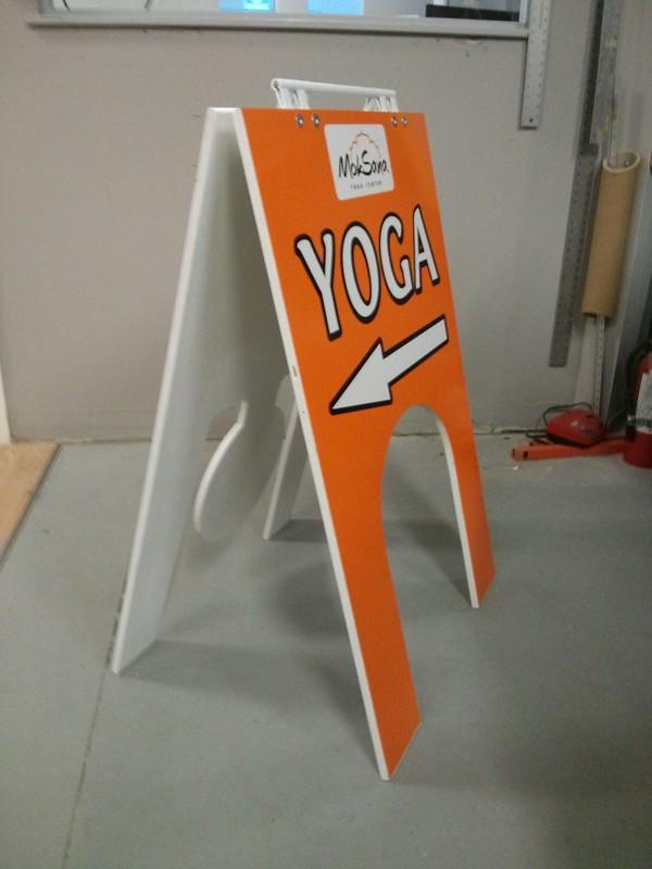 Yoga 2 A frame