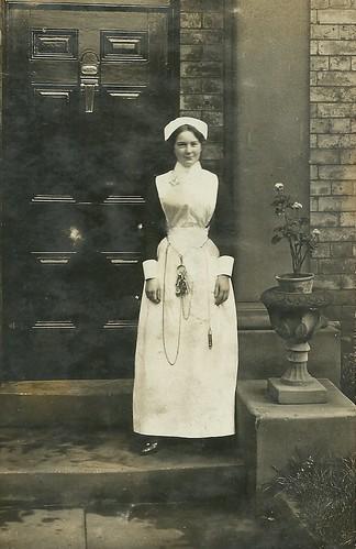 1950. Joyce Green Hospital. Dr Mitman.