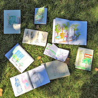 Expressive Travel Sketching Workshop Adelaide | by Shai Coggins