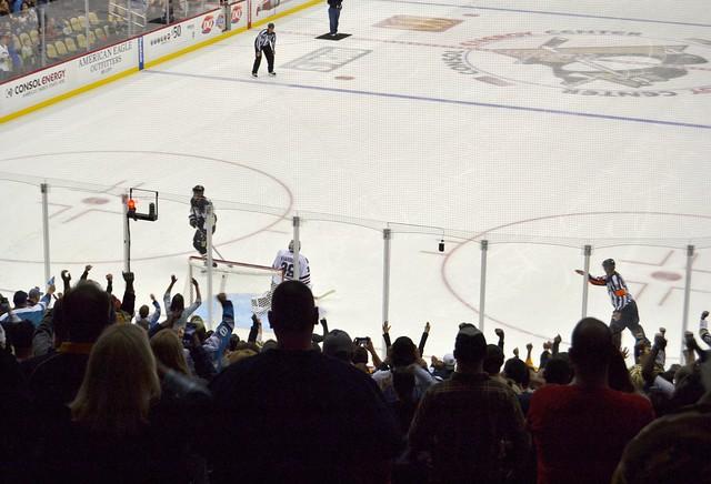Crosby Scores!