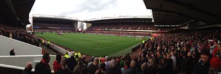 City Ground, home of Nottingham Forest | by DaveKav
