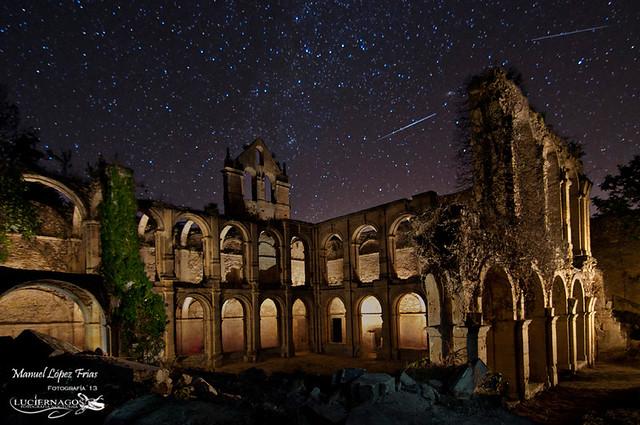 El viejo monasterio y Andrómeda