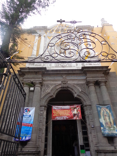 Iglesia De Las Capuchinas