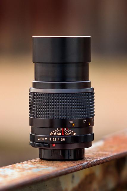 Tokina 135mm ƒ/2.8 RMC