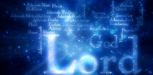 Names of God Artwork | by Sapphire Dream Photography