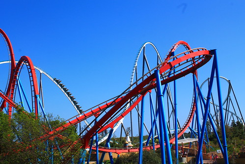 Rollercoasting!
