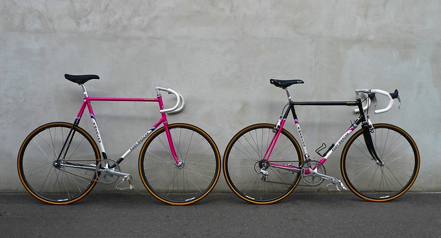 Giro time. Think Pink!