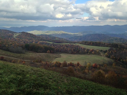 autumn mountains bald northcarolina carolina cherokee madisoncounty 2014 maxpatch