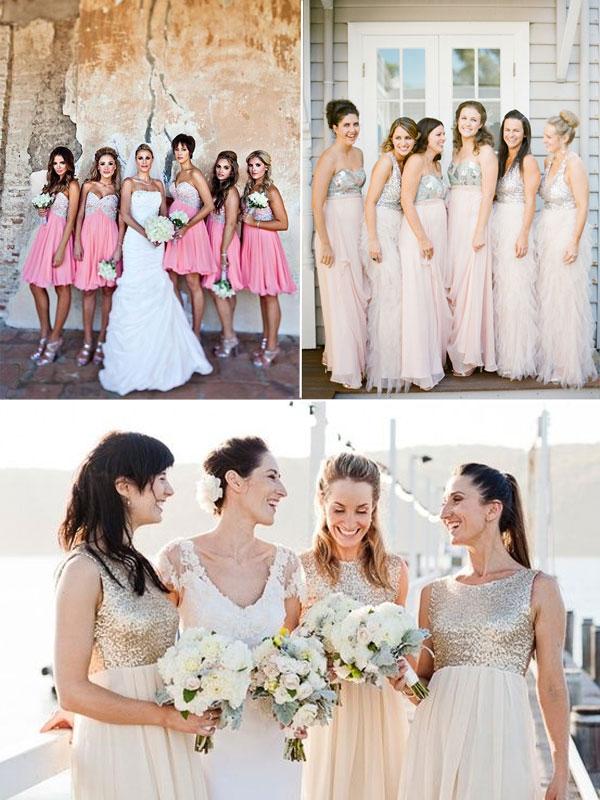 f5e47961285 ... Sequined-Two-Tone-Bridesmaid-Dresses