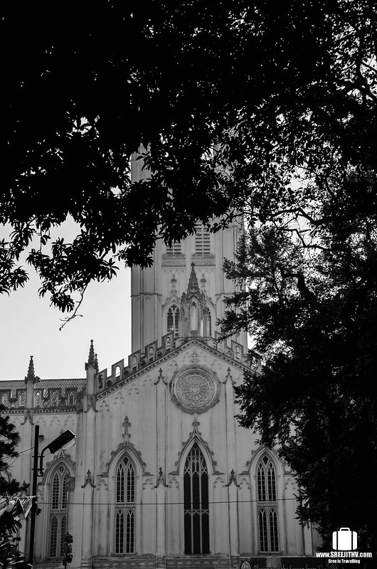 St. Paul's Cathedral, Kolkata