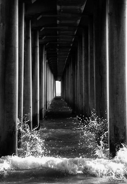 Light creeps through secret tunnels