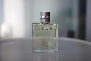Allure Homme EAU DE TOILETTE VAPORISATEUR | by Kazuhiro Keino