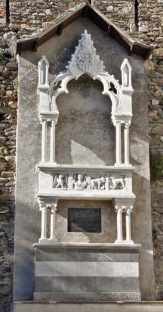 Andreani Family 'Ark' - St. Thomas Beckett Church - Dervio - Lake Como Italy