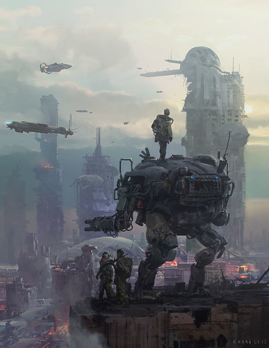 Hawken_Image1 | by PlayStation Europe