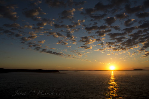 summer clouds sunrise dawn maine barharbor ottercliffs mountdesertisland acadianationalpark