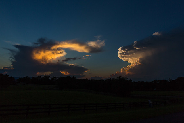 Sunset - Amazing Clouds
