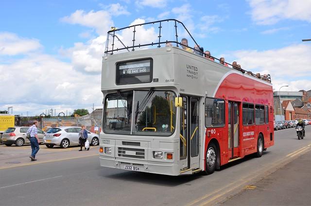 United Transit OA332
