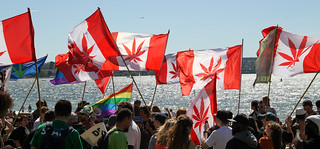 Global Marijuana March 2013 in Vancouver | by Cannabis Culture